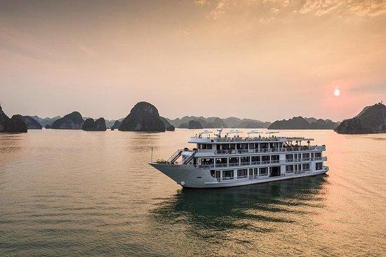Hanoi Halong Luxury 5 Star Cruise 3...