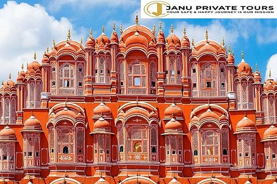 Private Full-Day Tour of Jaipur with...