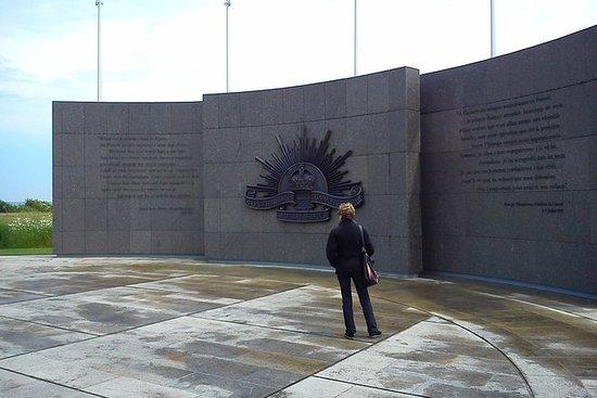 Australske WW1 slagmarket tur i...