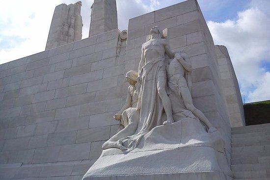 Canadese Somme en Flanders ...