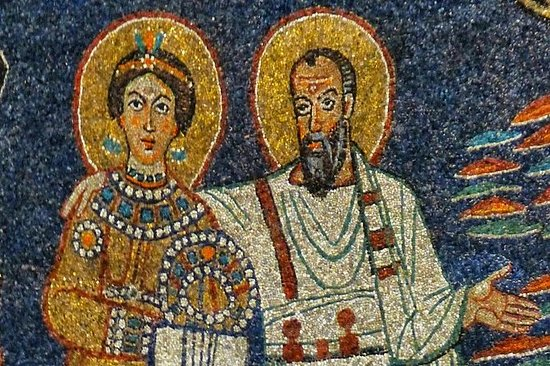 初期のキリスト教徒女性ツアー