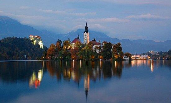 Tour de contos de fadas na Eslovênia