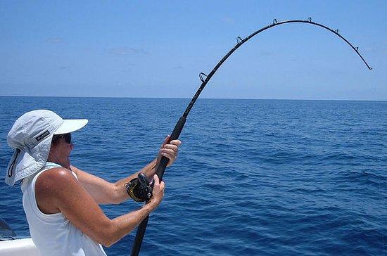 Pesca de barrera de coral