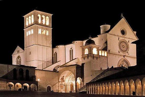 Assisi Deruta Montefalco Sagrantino...