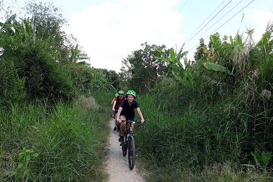 Se Mekong Delta med sykkel - to dager