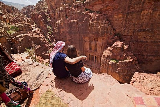 Petra and Wadi Rum Tour 03 days from...