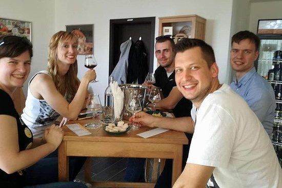 Bratislava 3 heures de dégustation de...