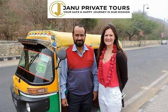 Private Jaipur Tuk-Tuk Full-Day Tour...