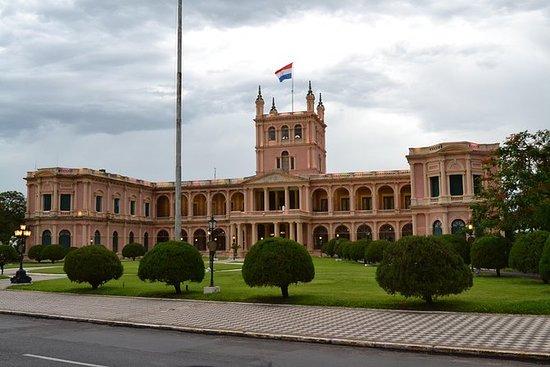 Visite de la ville d'Asunción