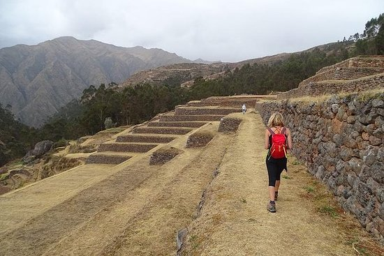 Alternative Inca trail Chinchero...