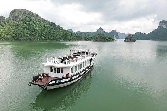 Från Hanoi: Full Day Group Halong Bay ...