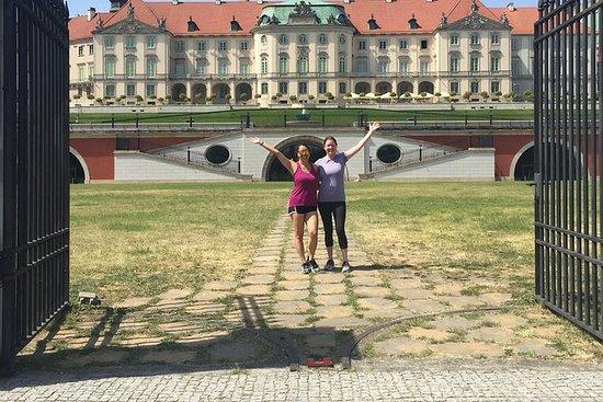 Die Königstour: Warschau Running Tours