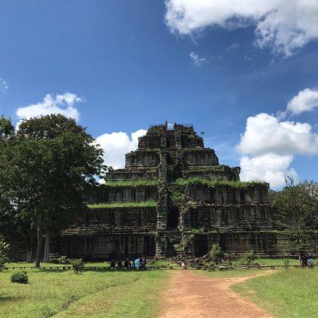Ảnh về Koh Ker Temple