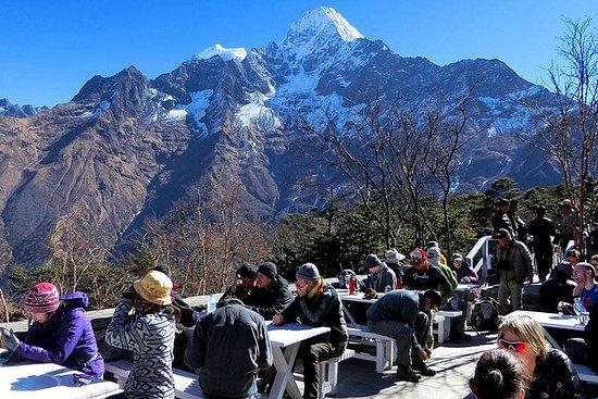 Everest View Luxury Lodge Trek 12 días