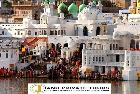 Samme dagstur på Pushkar fra Jaipur