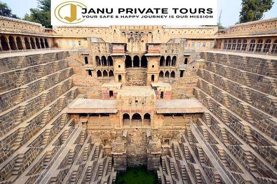 Samme dag Abhaneri tur fra Jaipur