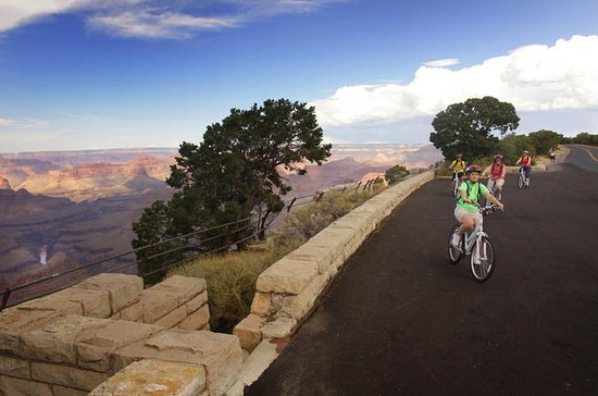 Grand Canyon Hermit Road Bicycle Tour