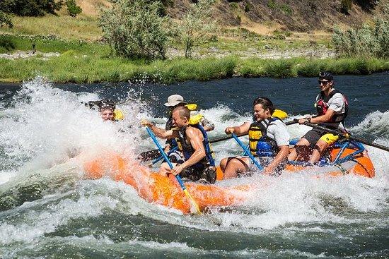 Excursión de rafting de día completo
