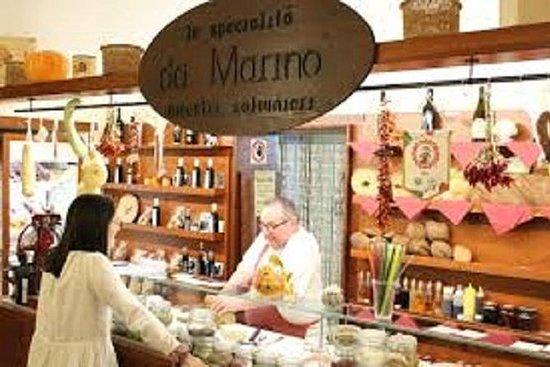 COMIDA LOCAL CALLE IL PANINO DI MARINO