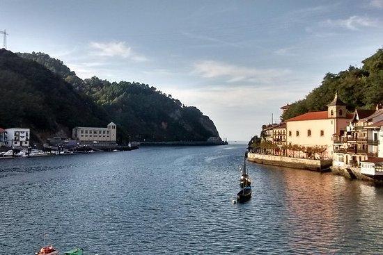 Cidre et l'usine de la mer des Basques...