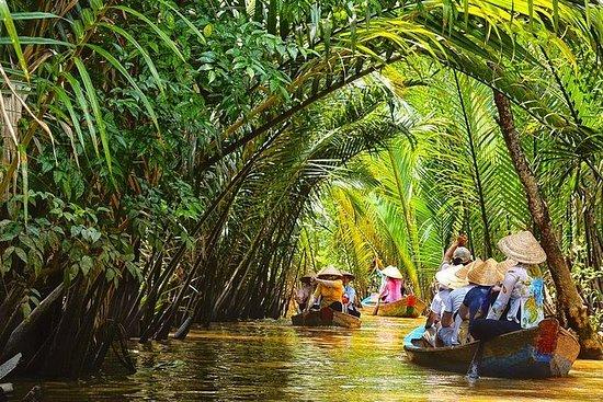 洞察湄公河三角洲(Ben Tre)从西贡出发1日游