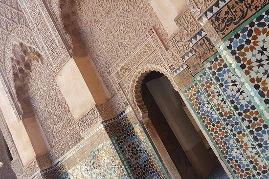 Tour de dia inteiro em Marrakech