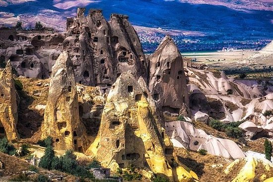 Excursion quotidienne en Cappadoce...