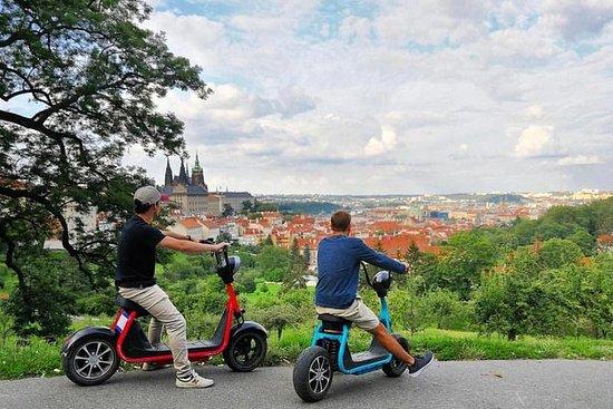 E-Scooter Grand City Tour 2h