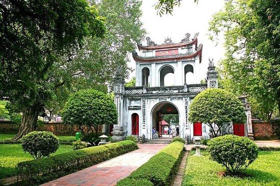 Tour du Vietnam: tournée des paquets...
