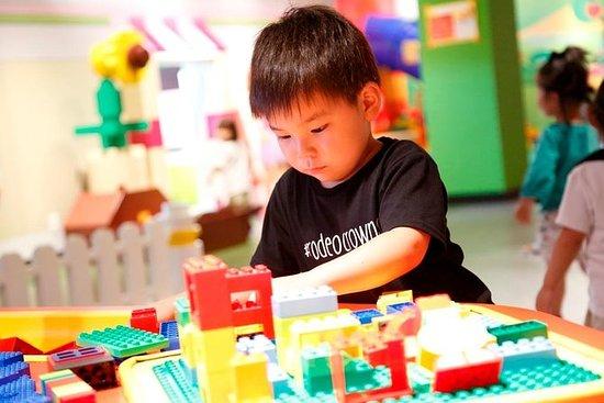 レゴランド・ディスカバリー・センター大阪への平日の入場:大人と子供のチケット