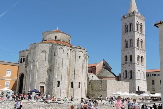 2-timers Zadar Guided City Tour