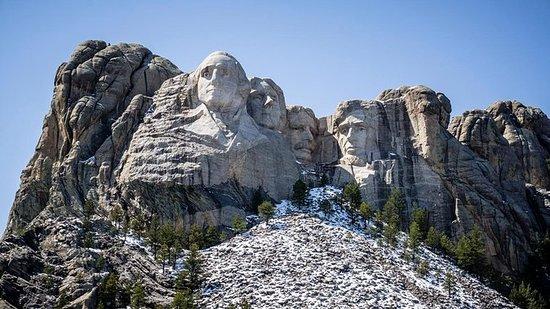 Winter Safari Safari al Monte Rushmore
