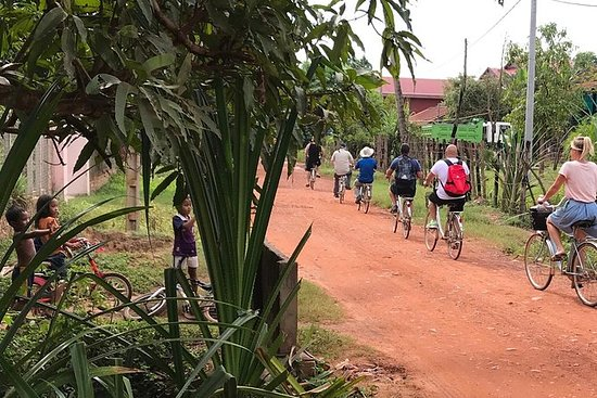 Half Day Siem Reap Countryside Cycling