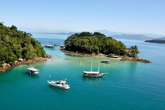 Angra dos Reis and Ilha Grande Day...
