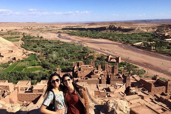 4 Tage Wüste Touren von Marrakesch...
