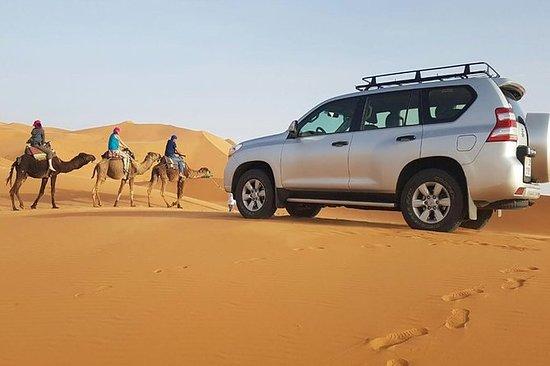 Petit groupe Marrakech désert à Fès...