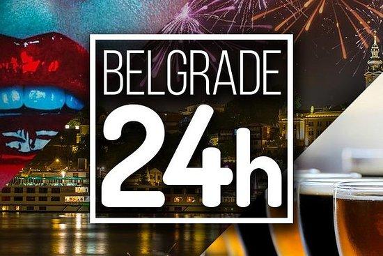 24h à Belgrade
