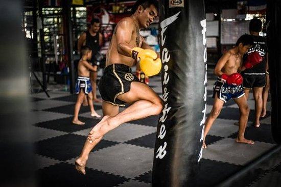 Chiang Mai Muay Thai Boxing Experience