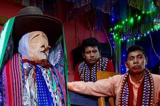Besuchen Sie drei Maya-Dörfer - Lake...