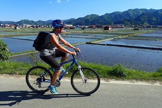 Korte namiddag fietstocht in Hida