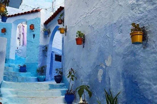 Tagesausflug nach Chefchaouen ab Fez