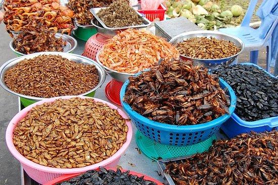 Siem Reap Aften Street fødevarer...