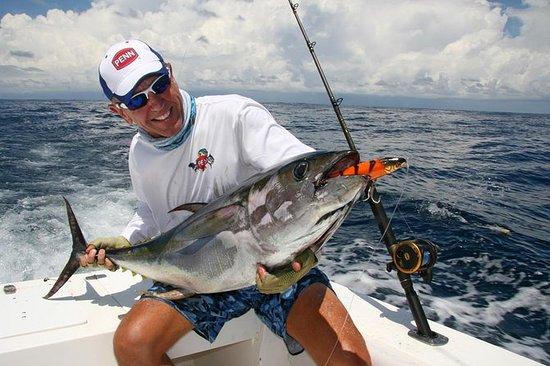 Mezza giornata di pesca sportiva
