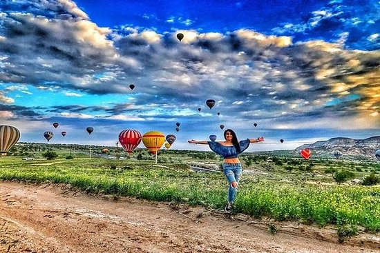 Private Tour: Adventure Cappadocia