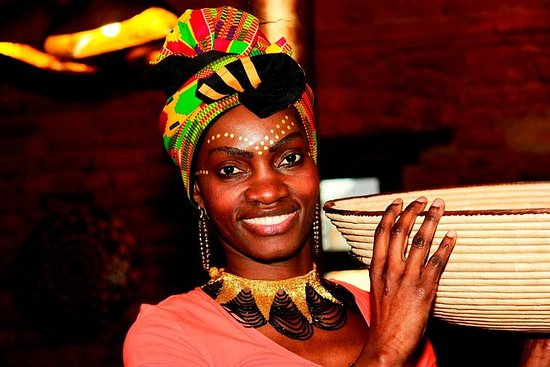 Experiência Africana de Jantar