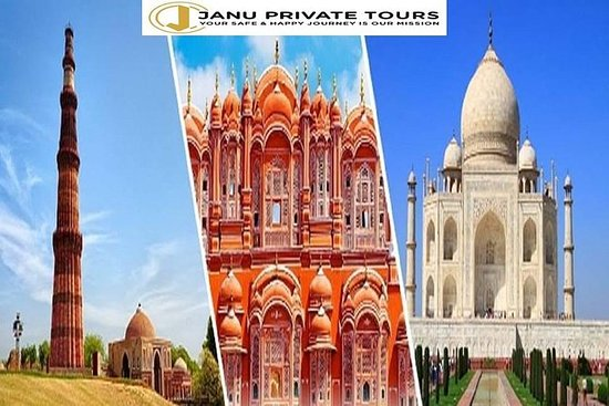 4 Night 5 Days Golden Triangle Tour ...