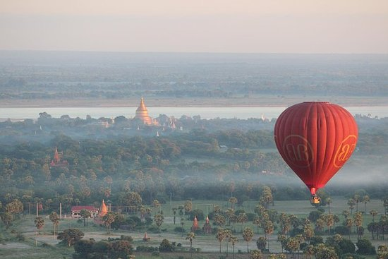 Take to the Skies in Bagan