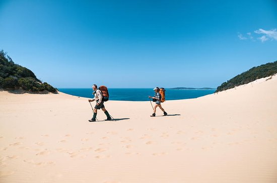 5-Day Cooloola Great Walk da Noosa
