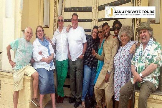 Excursão Jaipur no mesmo dia com guia...