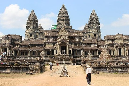 Volle dag Angkor Wat - Tra Prohm ...